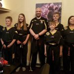 Teens and Adults Black Belts