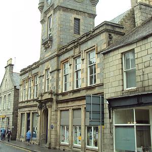 Stewarts Hall